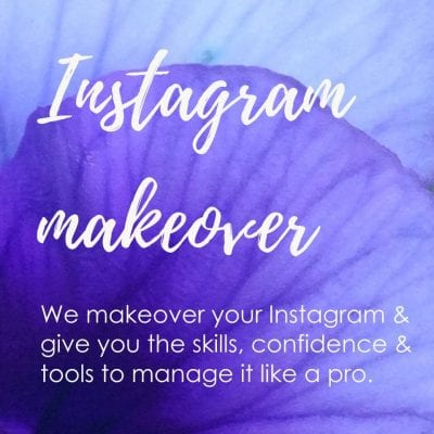 done for you instagram makeover service