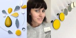 Claire Lowe Jewellery - Devon-based contemporary jewellery design