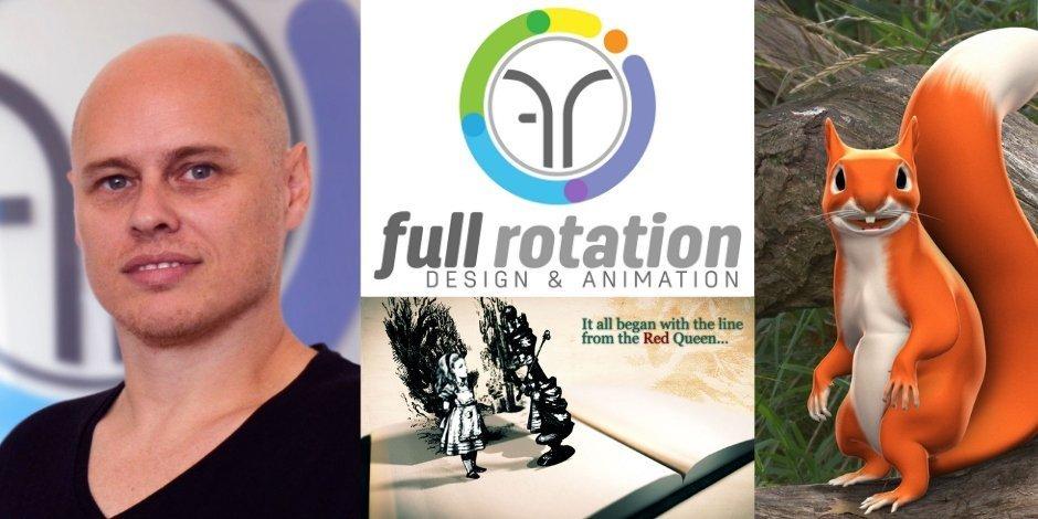 Start-Up Story – Full Rotation Ltd