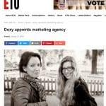 doxy appoints imp ideas marketing agency