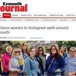 instagram walk exmouth
